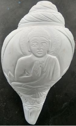 Picture of Shankh-Design Goutam Buddha